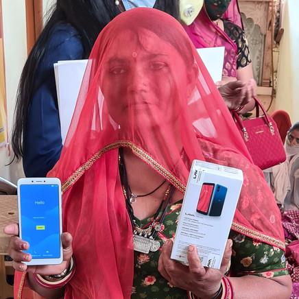 Project Jagriti: Mangi Devi