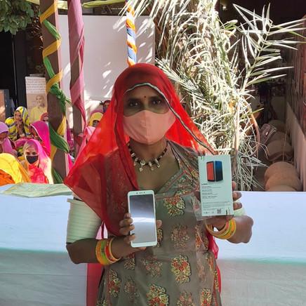 Project Jagriti: Sugdi Devi