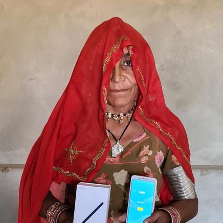 Project Jagriti: Gavri Devi