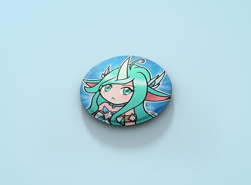League of Legends Soraka Pin