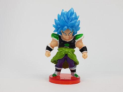 Dragon Ball Super Super Saiyan Blue Broly Figure