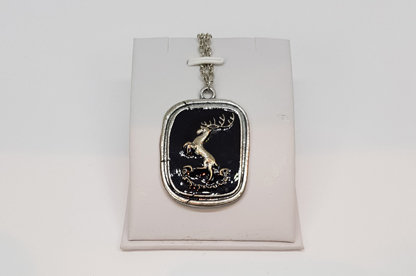 Game of Thrones House Baratheon Logo Necklace