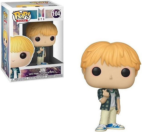 BTS POP! Rocks Vinyl Figure Jin