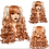Thumbnail: Brown Two Ponny Tails Lolitas Wig