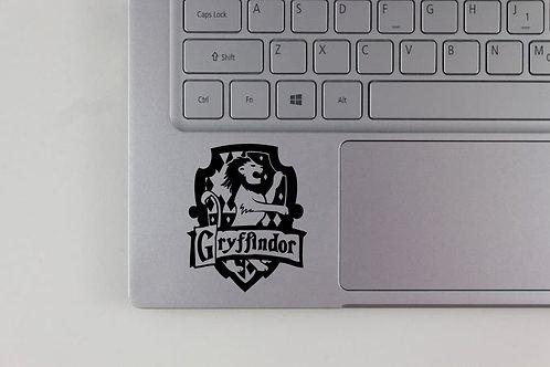 Harry Potter Gryffindor House Crest Decal