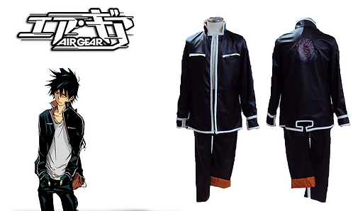 Air Gear Ikki Cosplay