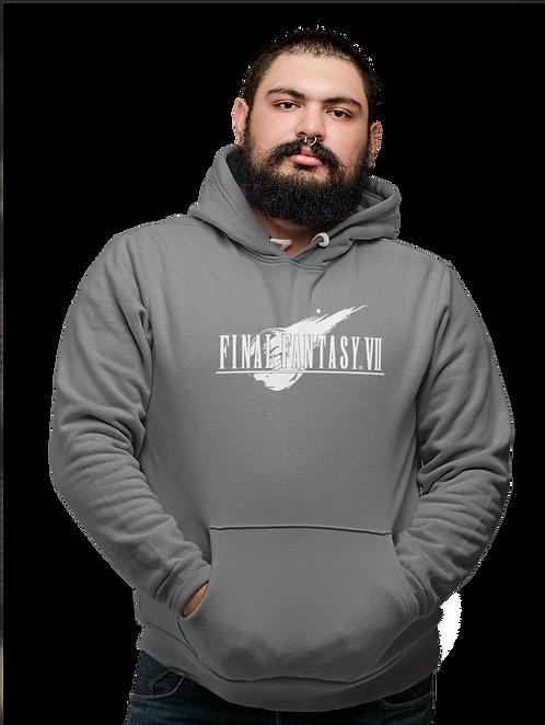 Final Fantasy VII Logo Hoodie