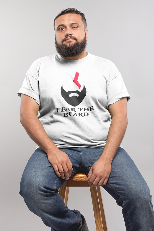 God of War Fear the Beard Meme T-Shirt