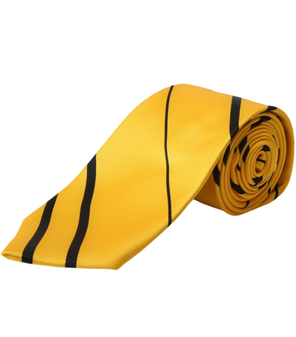 Harry Potter Hufflepuff House Necktie