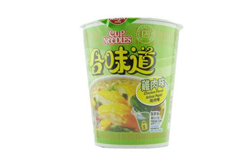 Chicken Cup Noodles