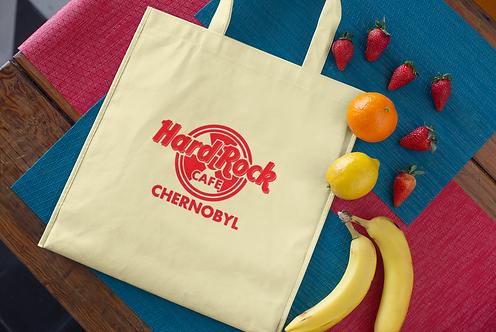 Hard Rock Cafe Inspired Tote Bag