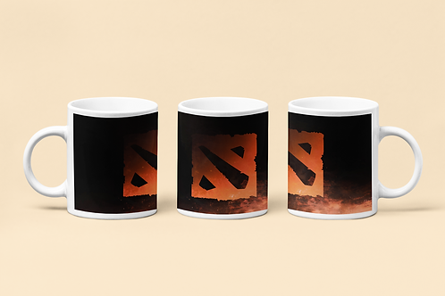 Dota2 Logo Mug