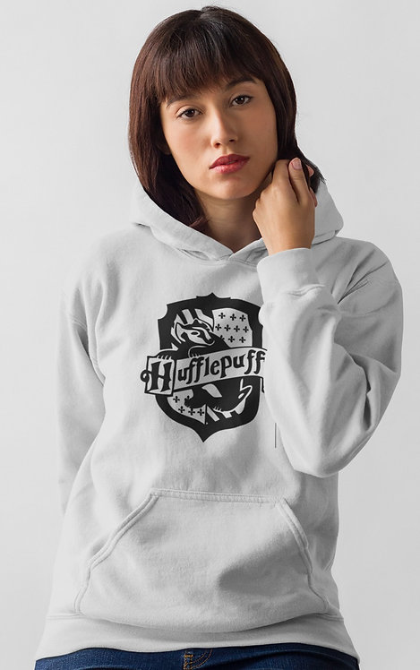 Harry Potter - Hufflepuff  House Crest Hoodie