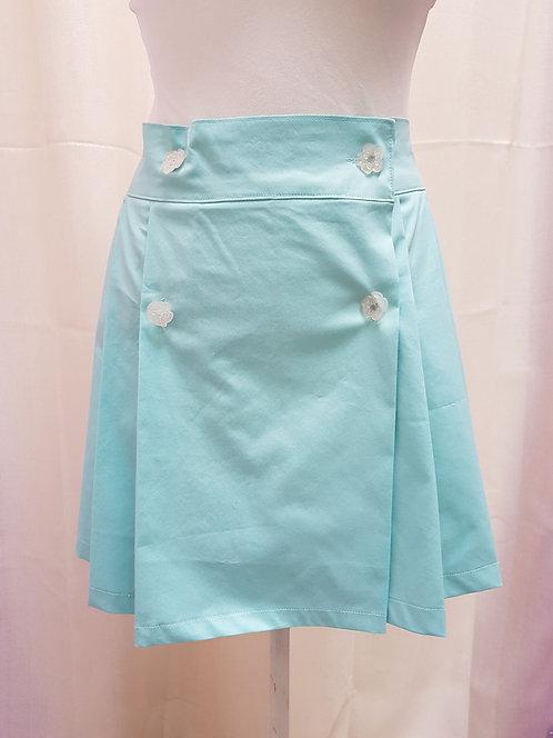 Kawaii Light Green Skirt