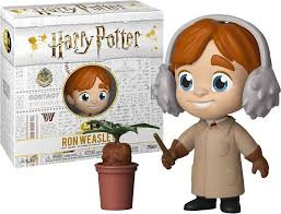 Harry Potter 5-Star Action Figure Ron Weasley (Herbology) 8 cm