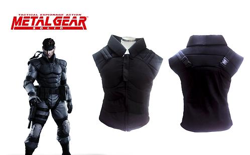 Metal Gear Solid Snake Vest Cosplay
