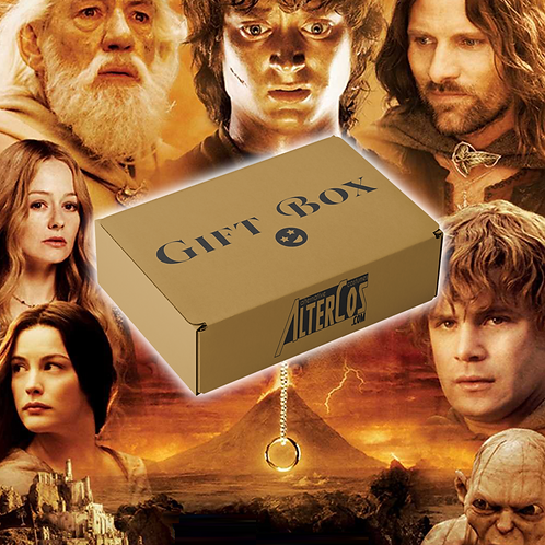 Gift Box!! - Lord of the Rings
