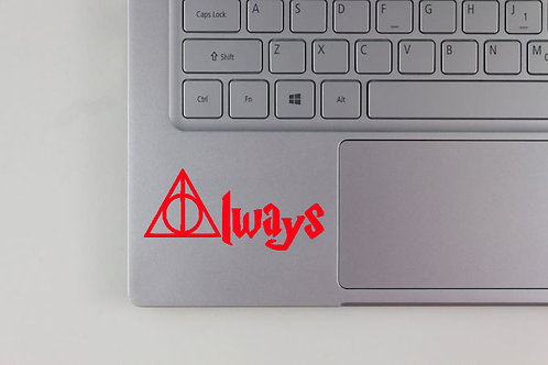 Funny Always Decal Harry Potter Inspired