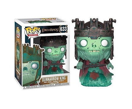 Lord of the Rings POP! Movies Vinyl Figure Dunharrow King