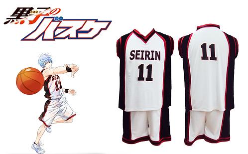 Kuroko no Basket Kuroko Tetsuya Cosplay