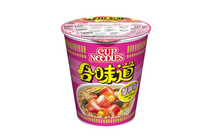 Crab Cup Noodles