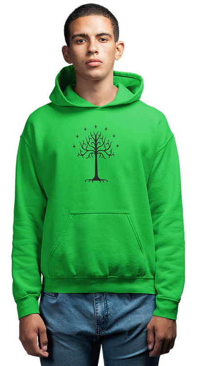 Lord of the Rings - White Tree of Gondor Hoodie