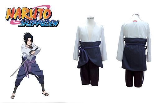 Naruto Shippuden  Sasuke Cosplay