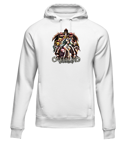 Overlord Characters Hoodie