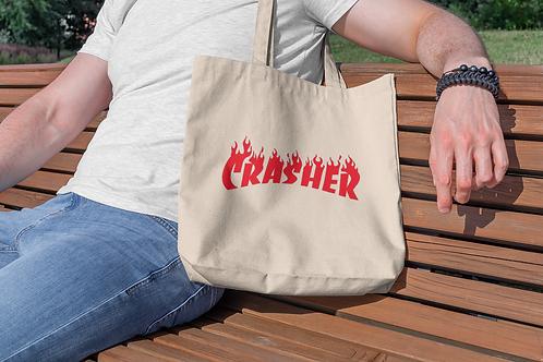 Thrasher Inspired Tote Bag