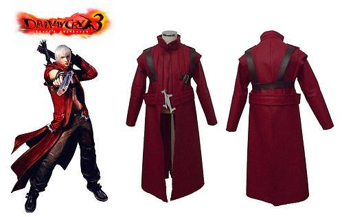 Devil May Cry 3 - Dante Jacket