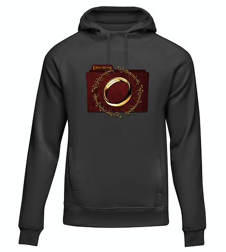 The Lord of the Rings Ring Hoodie