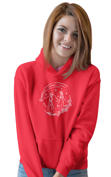 Howling Moving Castle Hoodie