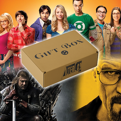 Gift Box!! - TV Series