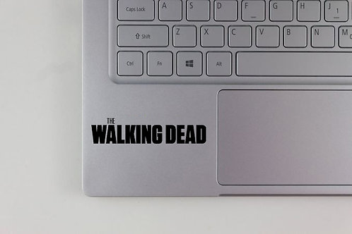 The Walking Dead Logo Decal