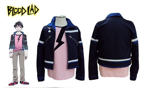 Blood Lad Staz Cosplay