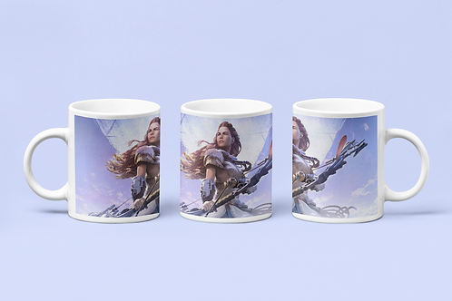 Horizon Zero Dawn Alloy Mug