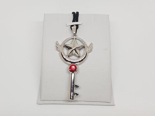 Sakura Card Captor Key Necklace