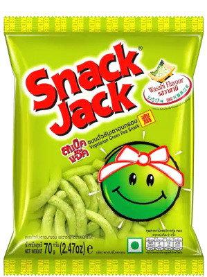 Snack Jack Wasabi Flavor