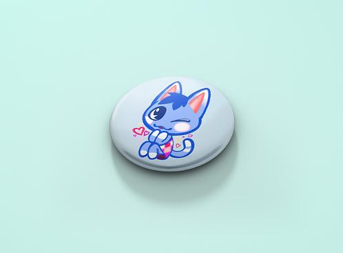 Animal Crossing Rosie Pin