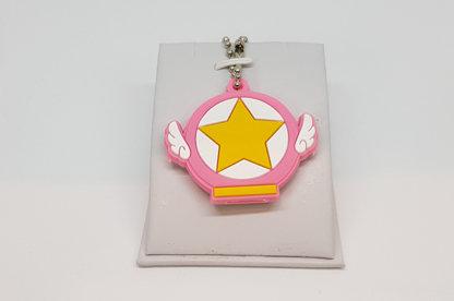 Sacura Cardcaptor Key Cover Keychain #2