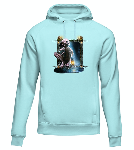 Lord of the Rings Gollum / Smeagol Hoodie