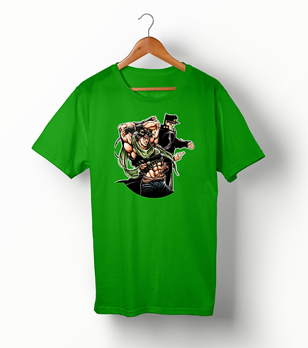 JoJo's Bizarre Adventure Jotaro T-Shirt