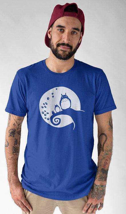 Nightmare Before Christmas Inspired - Totoro T-Shirt