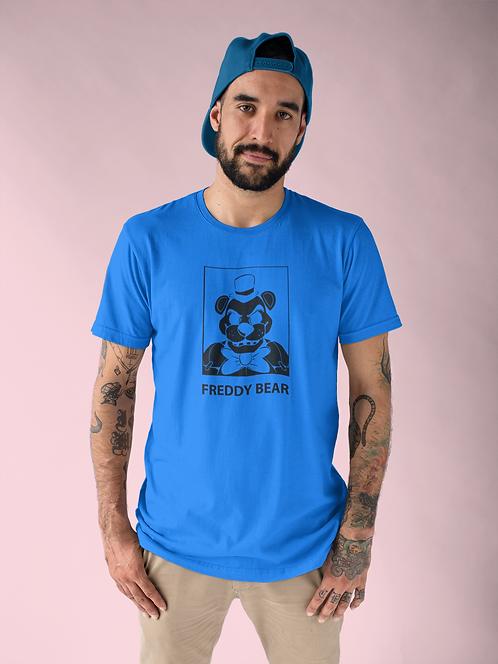 Five Night at Freddy's FNAF - Freddy Bear T-Shirt