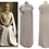 Thumbnail: Game of Thrones Daenerys Targaryen White Dress Cosplay
