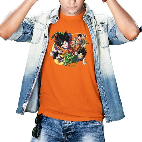 Dragon Ball Characters T-Shirt