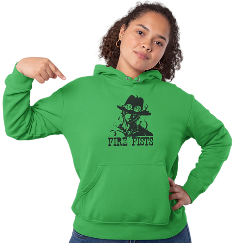 One Piece Portgas D. Ace - Fire Fists Hoodie
