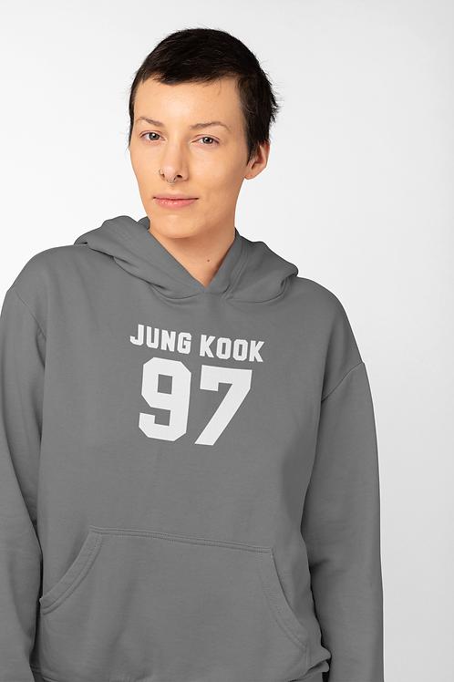 K-Pop BTS - Jung Kook Hoodie