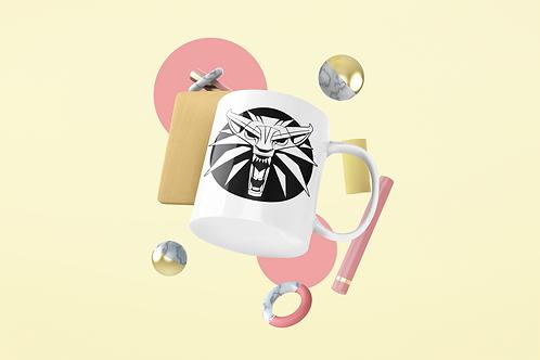 The Witcher Logo Mug