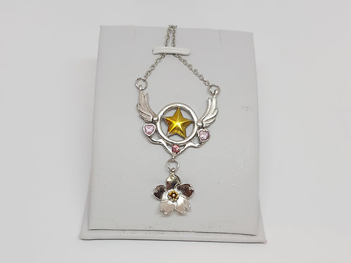Sakura Card Captor Necklace